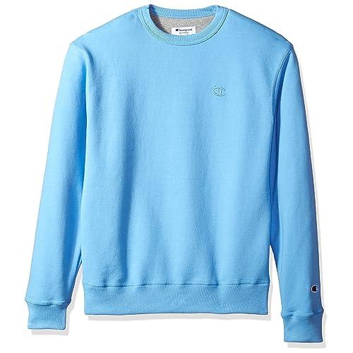 5fd7da0b Champion Men's Powerblend Fleece Pullover Sweatshirt