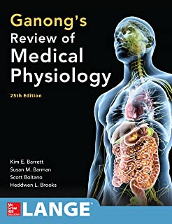 Ganong's Review of Medical Physiology 25th Edition (Lange Medical Book) (English Edition)
