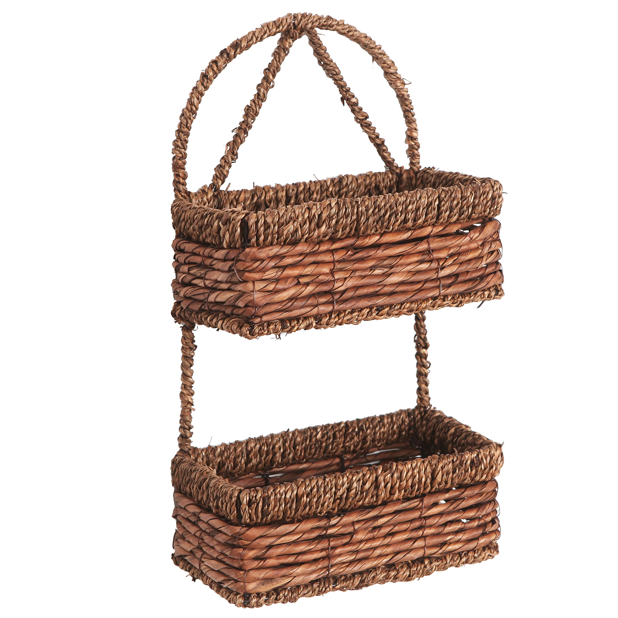 hanging baskets for bathroom amazon com rh amazon com  hanging baskets for bathroom towels