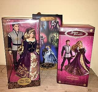 Aurora and Prince Phillip Doll Set Disney Fairytale Designer Collection Sleeping Beauty