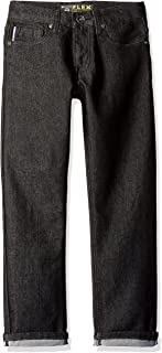 Southpole Boys 9005-3000-1 Flex Stretch Basic Twill and Rinse Denim Pants Denim Jeans