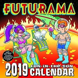 Best 2019 futurama calendar Reviews