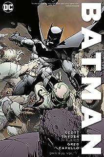 Batman by Scott Snyder and Greg Capullo Omnibus Volume 1