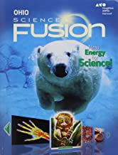 Holt McDougal Science Fusion: Student Edition Worktext Grade 7 2015