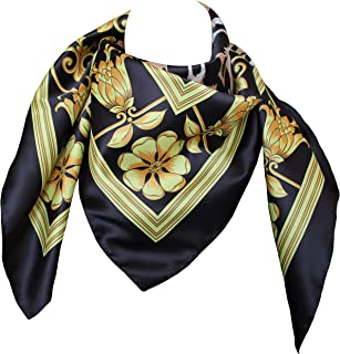 tessago foulard poly dis 62856 var 2 nero made in italy