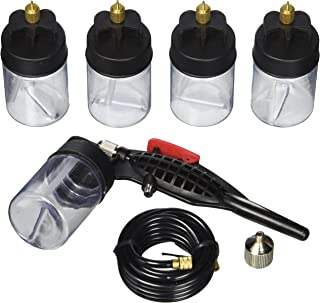 central pneumatic quick change airbrush kit
