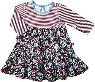 Unisex Baby Oopsie Daisy Dress (Baby) - Navy - 9 Months