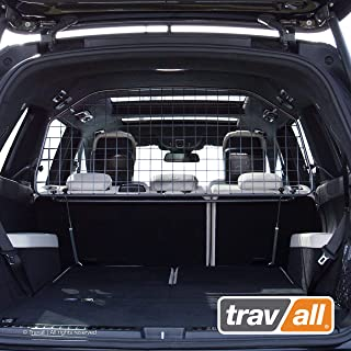 Travall Guard Compatible with Mercedes Benz GLS-Class and GLS 63 AMG (2016 - Current) TDG1569 - Rattle-Free Steel Pet Barrier