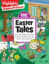 Easter Tales (Highlights Hidden Pictures Silly Sticker Stories)