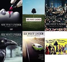 Six Feet Under: Complete HBO TV Series Seasons 1-5 with Bonus Art Card