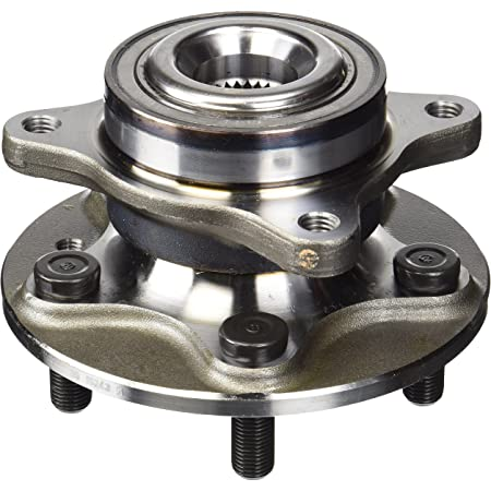 Single Fit 05-09 LAND ROVER LR3 10-13 LAND ROVER LR4 6 Lug HU515067 x 1 Brand New Wheel Bearing Hub Assembly Front Left or Right 06-13 LAND ROVER RANGE ROVER SPORT