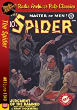 The Spider eBook #81: Judgment of the Damned