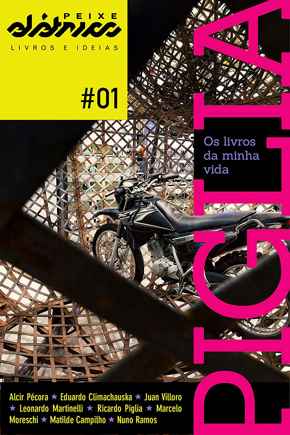 あからさまカウントアップ兵士Peixe-elétrico #01: Piglia (Portuguese Edition)
