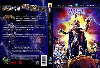 Puppet Master 5: Capítulo Final DVD 1994 Puppet Master 5: The Final Chapter