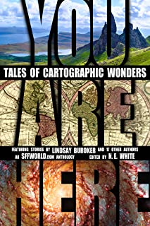 You Are Here: Tales of Cartographic Wonders (English Edition)