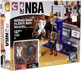 The Bridge Direct NBA Anthony Davis vs. Chris Bosh One on One Set