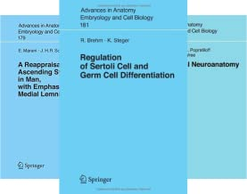 Advances in Anatomy, Embryology and Cell Biology (50 Book Series)