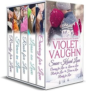 Snow-Kissed Love Complete Box Set: Books 1-5