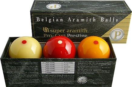 Aramith Aramith Aramith Kugelsatz CAROM PRO-CUP PRESTIGE Super 61,5 mm 1410.09 B078ZZXTY9  | Offizielle  f4c71b