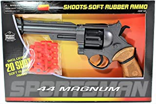 Cunninghams 44 Magnum Toy Gun Boxed Set 40 Rubber Ammo Included