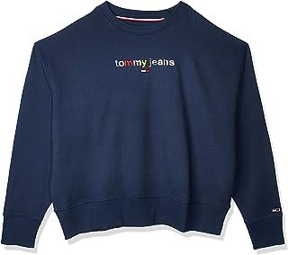 Tommy Hilfiger Women's TJW Modern Logo Activewear Sweatshirt