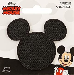 Wrights Disney Mickey Mouse Iron-On Applique
