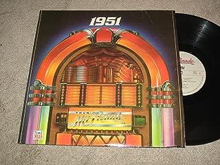 YOUR HIT PARADE 1951-VINYL-2-LPs