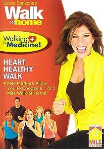 A Walk and a Talk: Heart Healthy Walk (Leslie Sansone Walk At Home)
