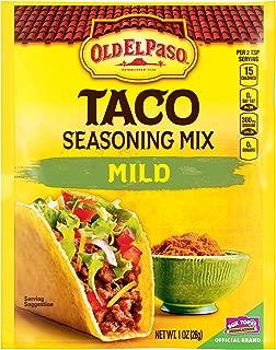 mild taco seasoning packet