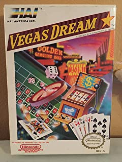 Vegas Dream - Nintendo NES