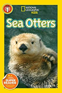 Best national geographic readers sea otters Reviews