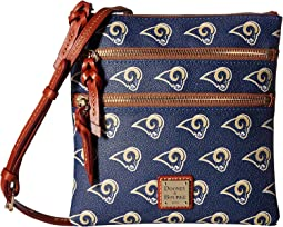 Dooney & Bourke - NFL North/South Triple Zip