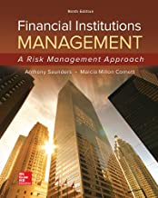 financial institutions management saunders