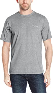 Columbia Men's Thistletown Park Crew Short Sleeve Shirt