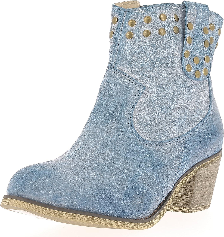Andrea Conti Damen 11274 Kurzschaft Stiefel  | Luxus