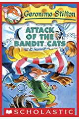 Geronimo Stilton #8: Attack of the Bandit Cats Kindle Edition