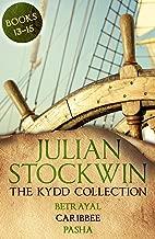 The Kydd Collection 5: (Betrayal, Caribbee, Pasha)