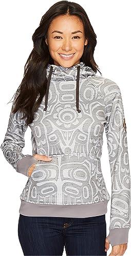 686 - Cora Bonded Fleece Pullover