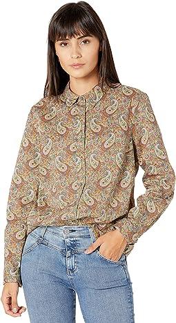Perfect Shirt in Liberty® Lee Manor Paisley Print