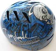 Tony Hawk, Signed, Autographed, Bell Hawk Huckjam Series Helmet, Come with COA and Exact Proof of the Tony Signing the Helmet