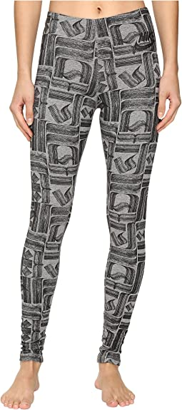 Sportswear Leg-A-See (Rostarr) Printed Legging