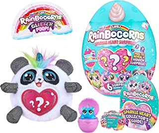 ZURU RAINBOCORNS 9214G Rainbocorns Sparkle hart verrassing S2 Panda