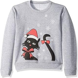 Big Girls Ugly Christmas Sweatshirt