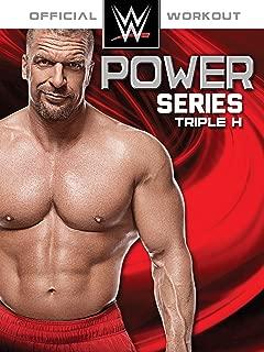 WWE POWER SERIES: TRIPLE H
