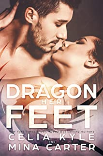 Dragon Her Feet (BBW Paranormal Shapeshifter Romance) (Dragon's Council Book 1)