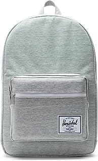 Herschel Supply Co. Pop Quiz Backpack, Light Grey Crosshatch, One Size