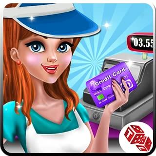 Shopping Mall Cashier Girl- Cash Register Games