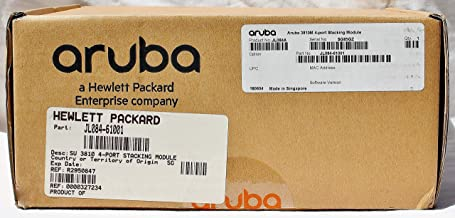 HPE JL084A Aruba 3810M 4-Port Stacking Module