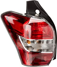 TYC 11-6598-00-1 Replacement left Tail Lamp (SUBARU FORESTER), 1 Pack