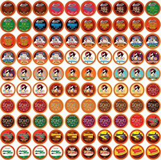 TWO RIVERS COFFEE Chocolate Pods, Single Serve Variety Sampler Pack for Keurig K Cup..